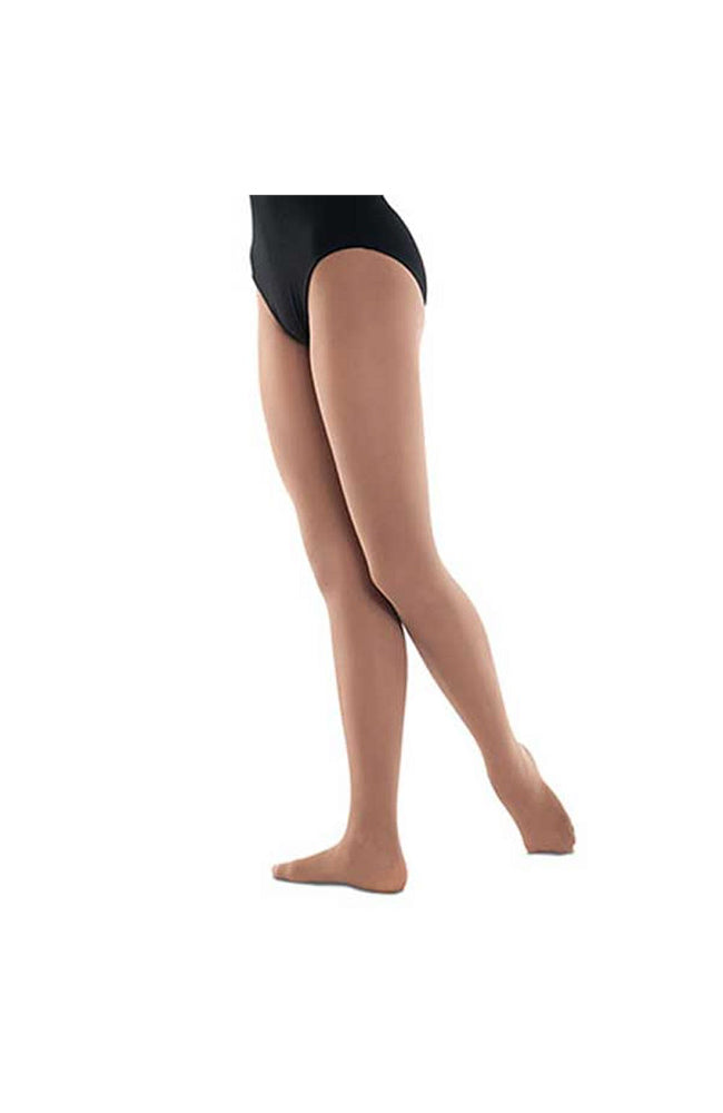 Danshuz 709 Adult Nylon Footed Tights