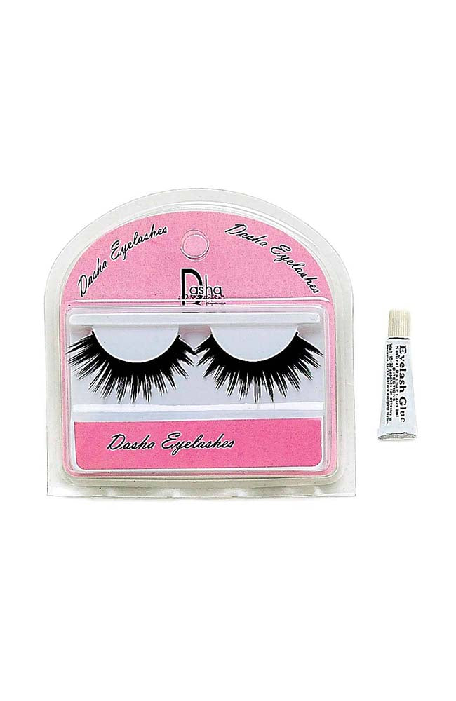 Dasha 2480A Jagged Eyelashes