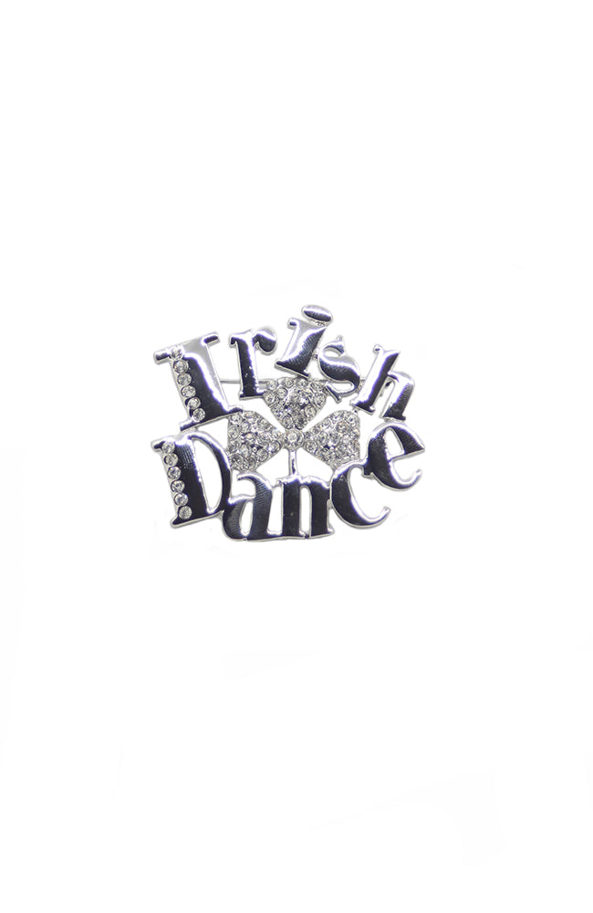 Dasha 2608 Irish Dance Rhinestone Pin