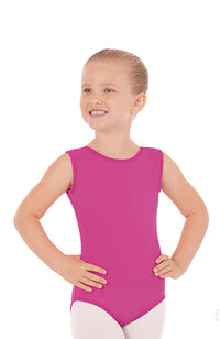 Eurotard 4489 Child Fuchsia Tank Bodysuit
