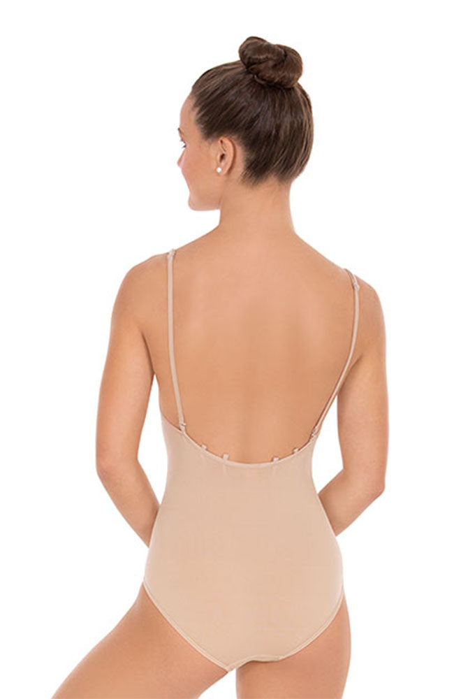 Eurotard 95707 Nude Low Back Bodyliner