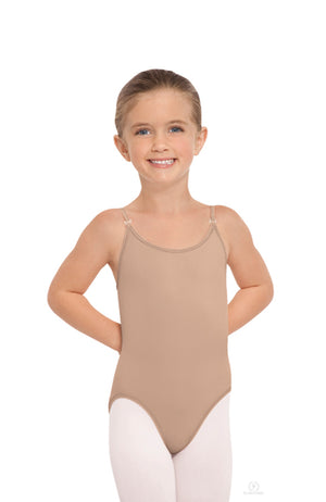 Eurotard 95707 Child Seamless Nude Body Liner
