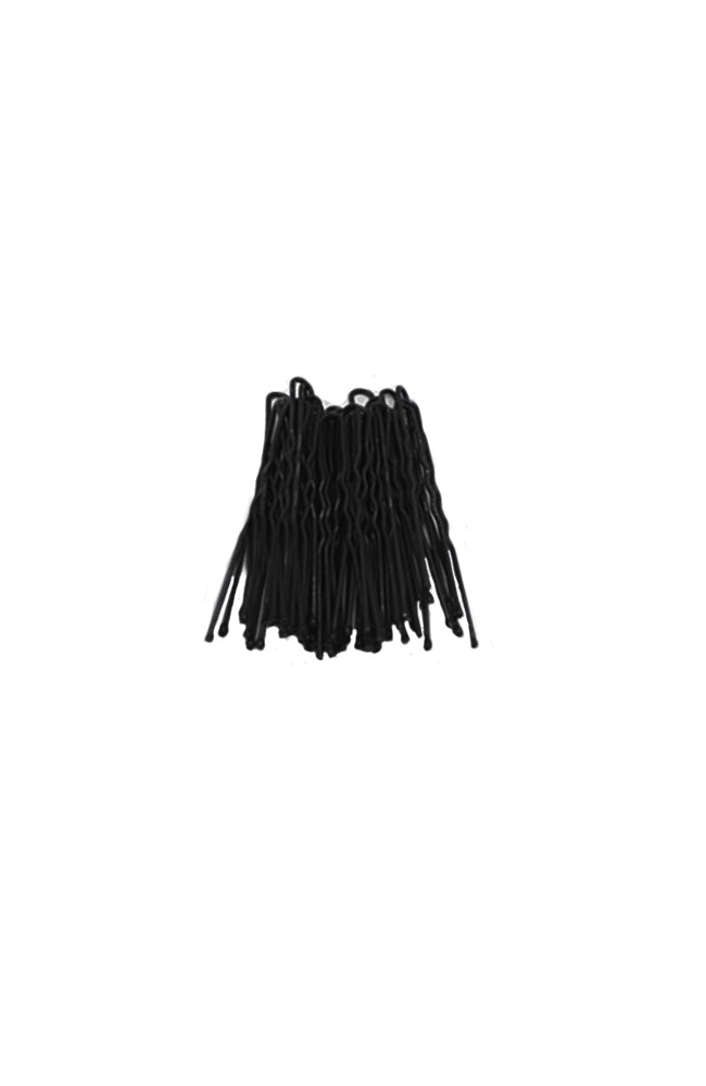 FH2 AZ0029 2 Inch Hair Pins Black