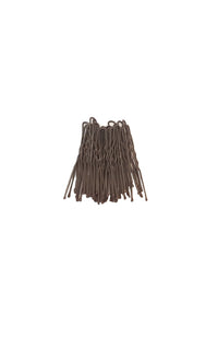 FH2 AZ0029 2 Inch Hair Pins Brown