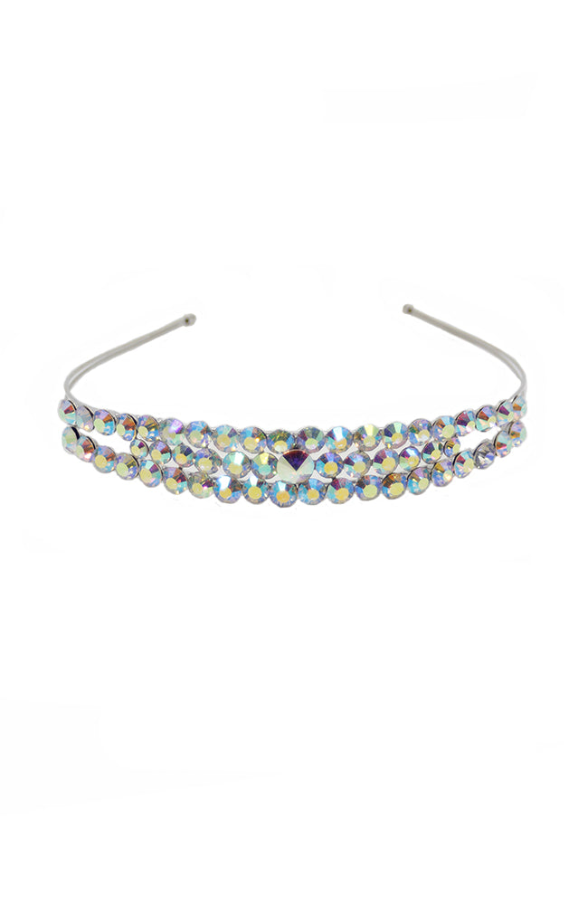 Glitter Pie Iridescent Stone Hairband