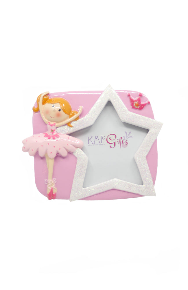 K22-79706 Ballerina Star Photo Frame