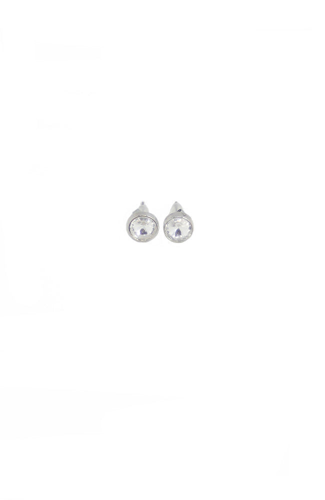 Pierced Single Stud Earrings