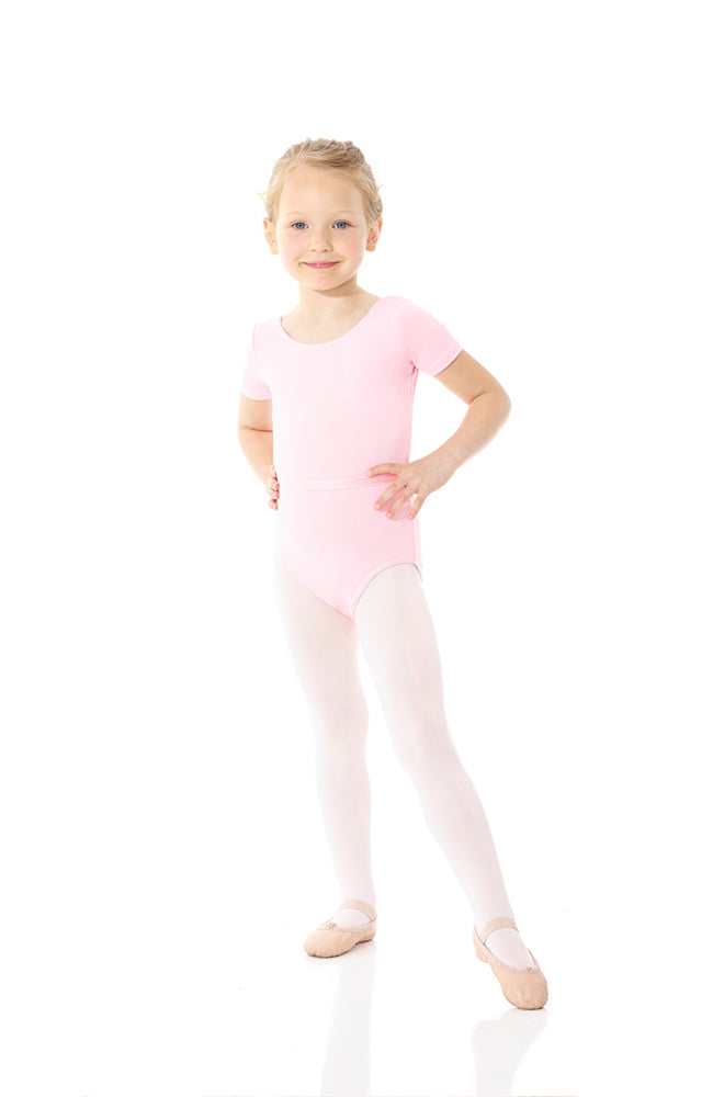 Mondor 1635 Child True Pink Short Sleeve RAD Bodysuit