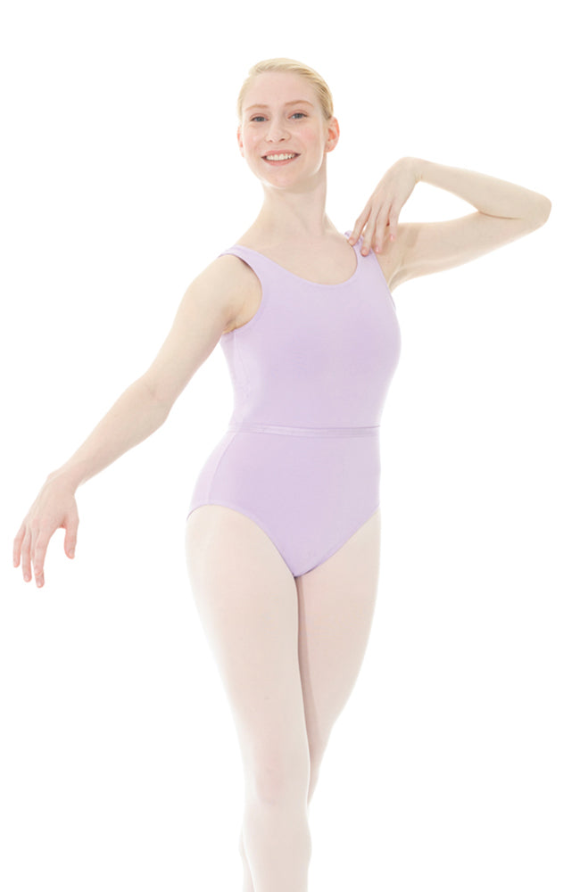 Mondor 1645 RAD Approved Tank Bodysuit Lilac Front