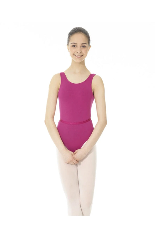 Adult Mulberry Tank Bodysuit