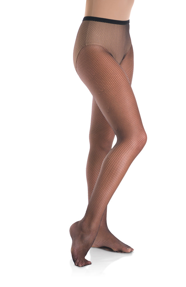 Mondor 321 Child Black Basic Dance Fishnets