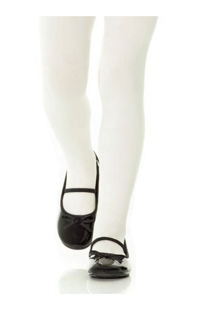 Mondor 5380 Adult Cotton Footed Tights