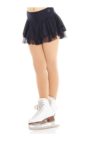 Mondor 622 Tier Ruffle Skating Skirt