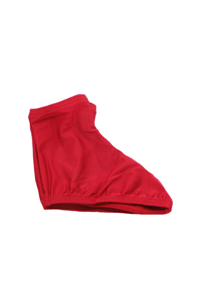 Mondor 642 JR Skate Boot Covers Red