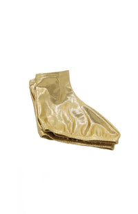 Mondor 642 JR Skate Boot Covers Gold