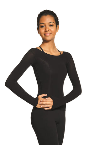 Mondor 816 Black Long Sleeve Body Pop