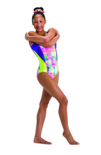 Child Gymnastics Bodysuit