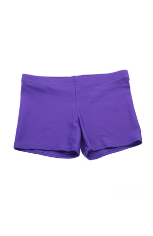 Motionwear 1631 child Low Rise Shorts ultra violet