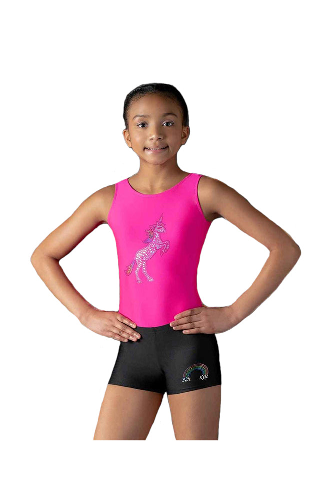Child Tank Gym Bodysuit