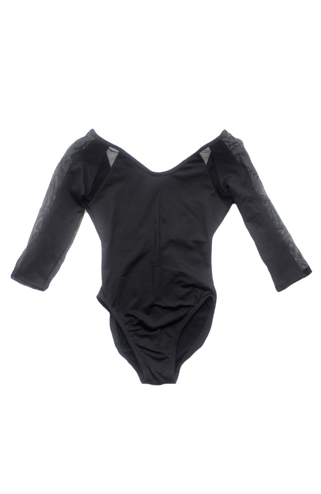 Motionwear 2952 823 3/4 Sleeve Bodysuit