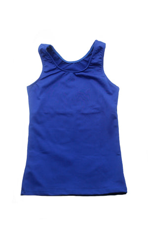 Motionwear 3609 617 Racerback Tank Top Blue