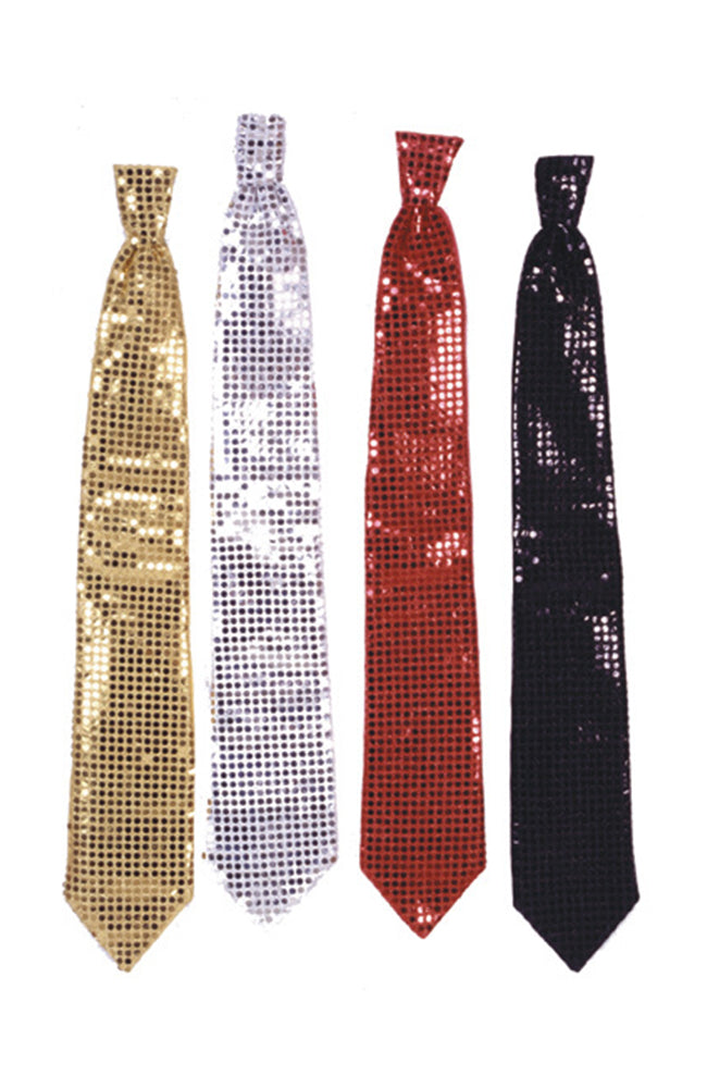 Rubies 50303 Jumbo Long Sequin Tie
