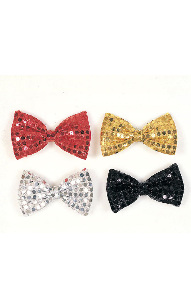Rubies 50305 Sequin Bow Tie