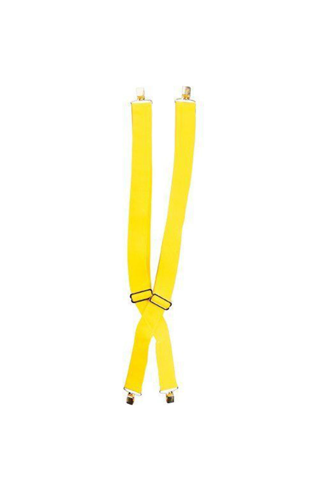 Rubies 881 Yellow Costume Suspenders