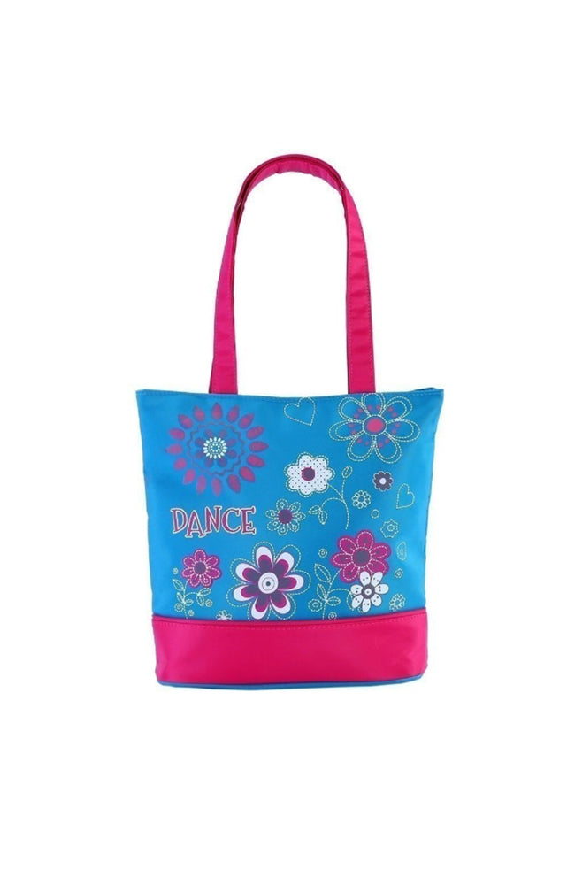 Sassi Designs FLP-05 Flower Power Small Tote