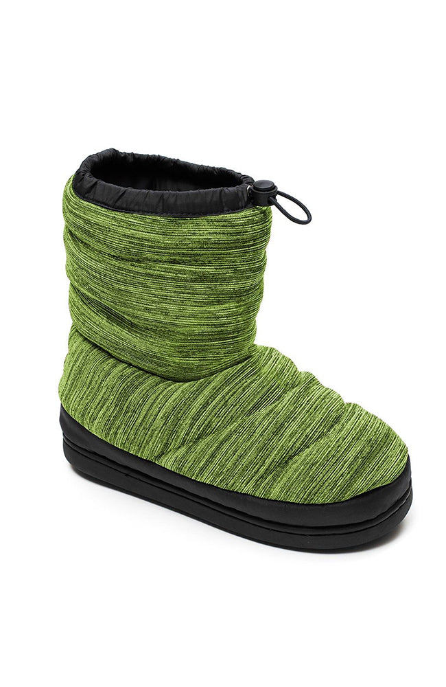 So Danca BT10 Adult Avocado Green Warm Up Booties