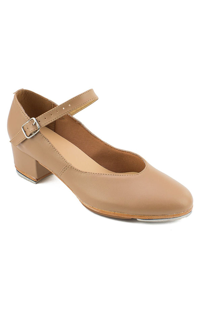 "So Danca TA44 Adult Caramel 1.25"" Cuban Heel Tap Shoes"