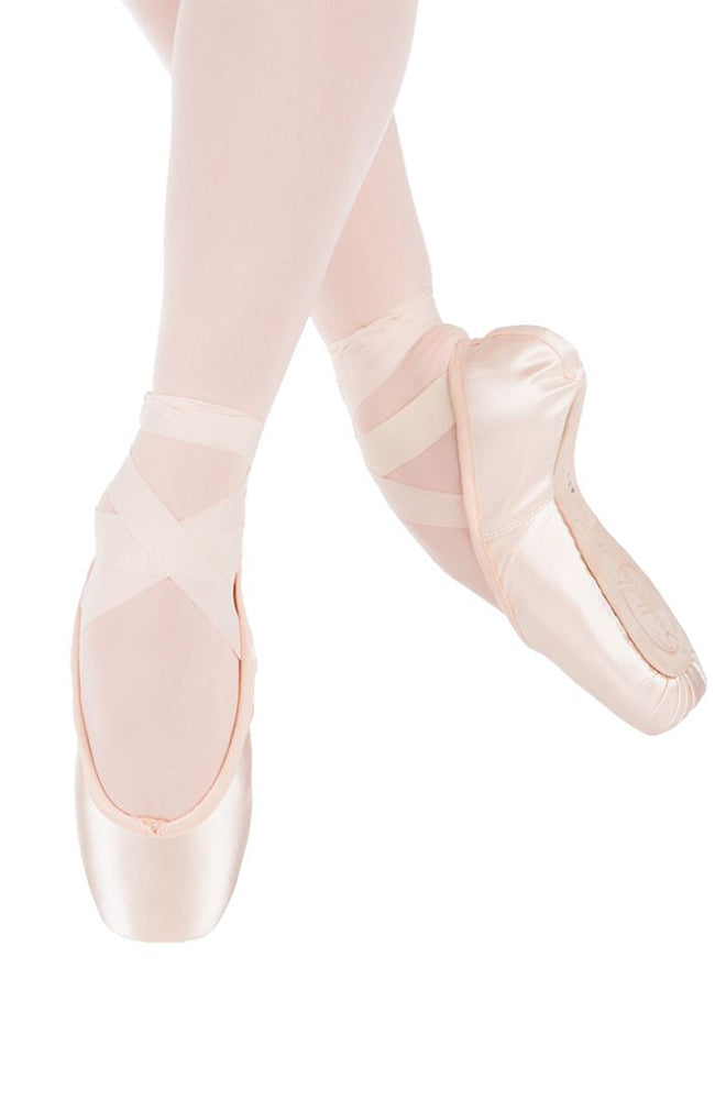 Solo Prequel Light Pointe Shoes