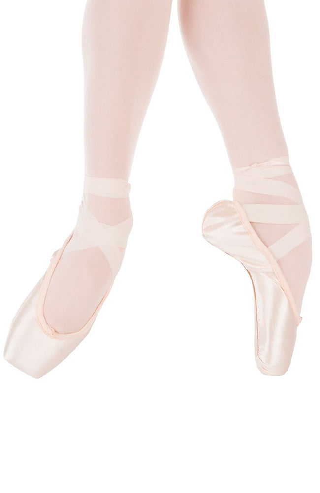 Suffolk Stellar Pointe Shoes with Light Shank