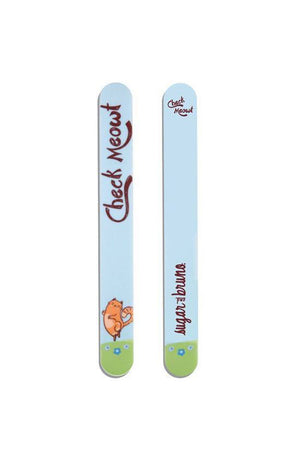 Sugar and Bruno D6901 Check Meowt Nail File