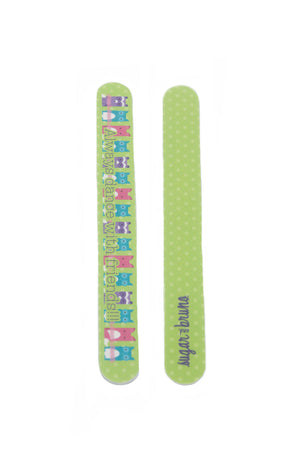 Sugar and Bruno D6908 Dance With Friends Nail File