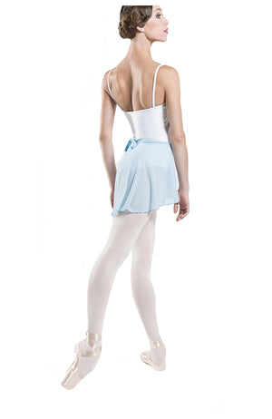 Wear Moi Alegro Wrap Skirt Sky Blue