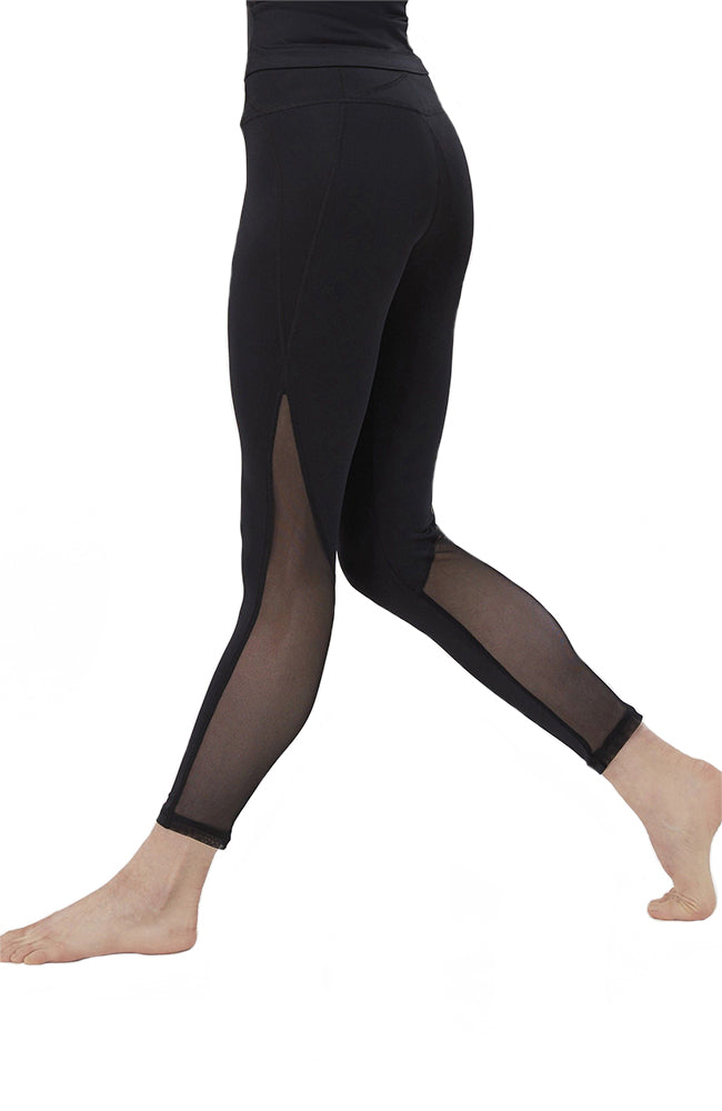 Wear Moi Belinda Child Mesh Side Panel Insert Leggings