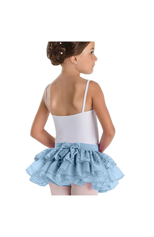 Wear Moi Lalie Sequin Tutu Skirt Sky