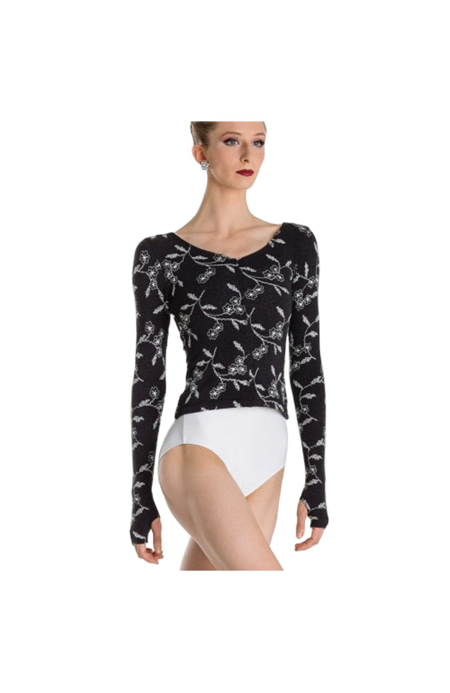 Wear Moi Teora Warmup Pullover Top