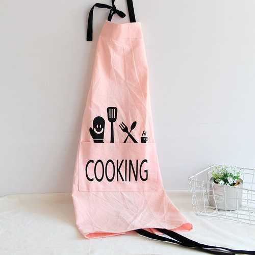Cotton Linen Dirty Proof Chef Apron - Kitchen Shop Deals