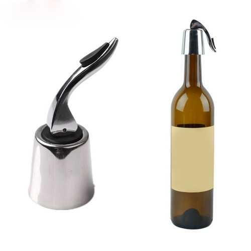 1pc Wine Vacuum Bottle Stopper - Kitchen Shop Deals