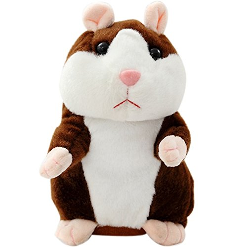 Plush Toy My Buddy The Talking Hamster - Kitchen Shop Deals