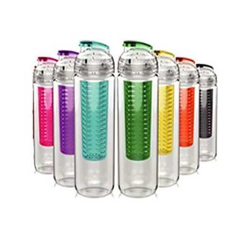 Fruitcola Dome Fruit Infuser Water Bottle - Kitchen Shop Deals