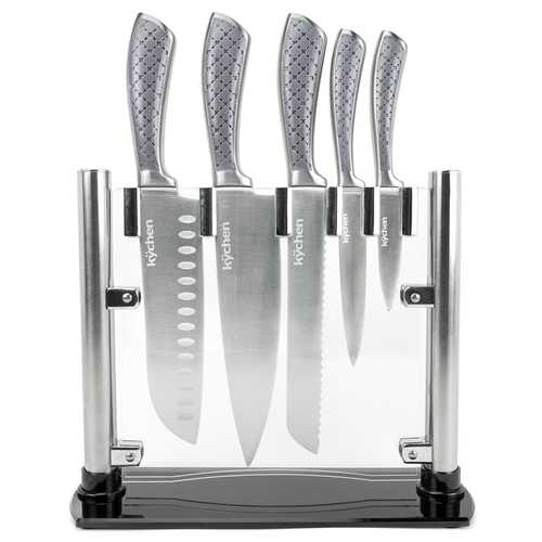Tizona Knife Set, 5 Utensils - Kitchen Shop Deals