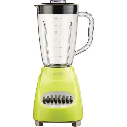 Brentwood 12-speed Blender With Plastic Jar (lime Green) (pack of 1 Ea) - Kitchen Shop Deals