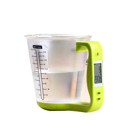 Digital Cup Kitchen Scales Electronic Measuring - Kitchen Shop Deals