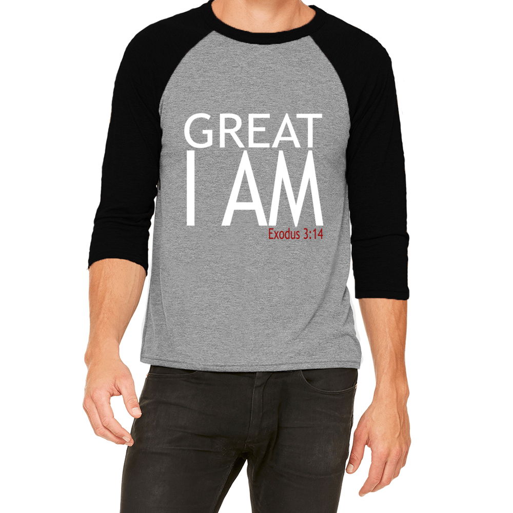 Great I Am Raglan
