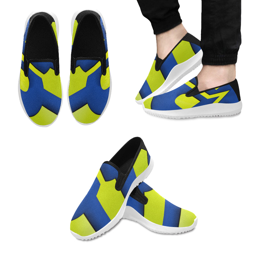 BAU Hero Orion Slip Ons
