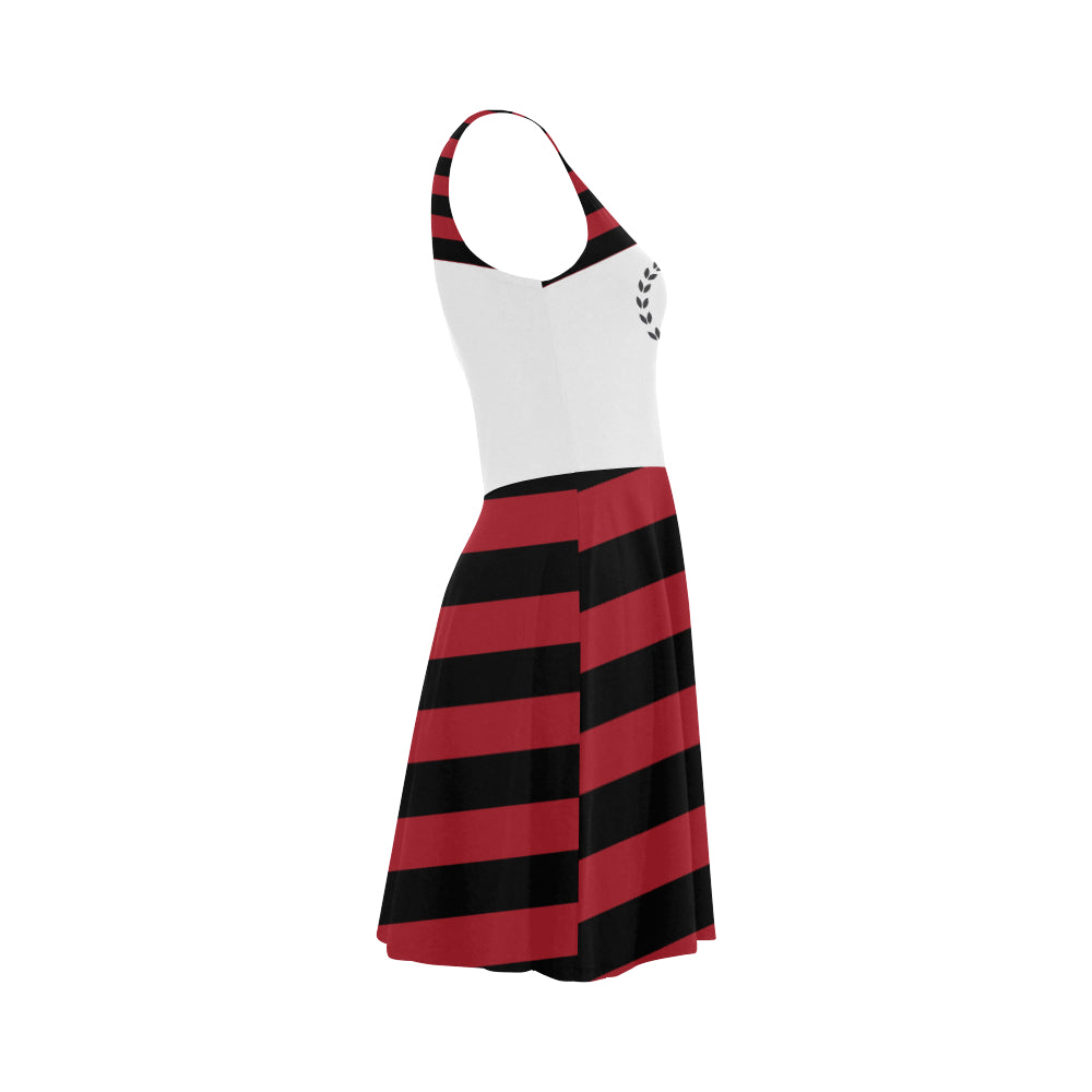 YMU Collegiate Sun Dress