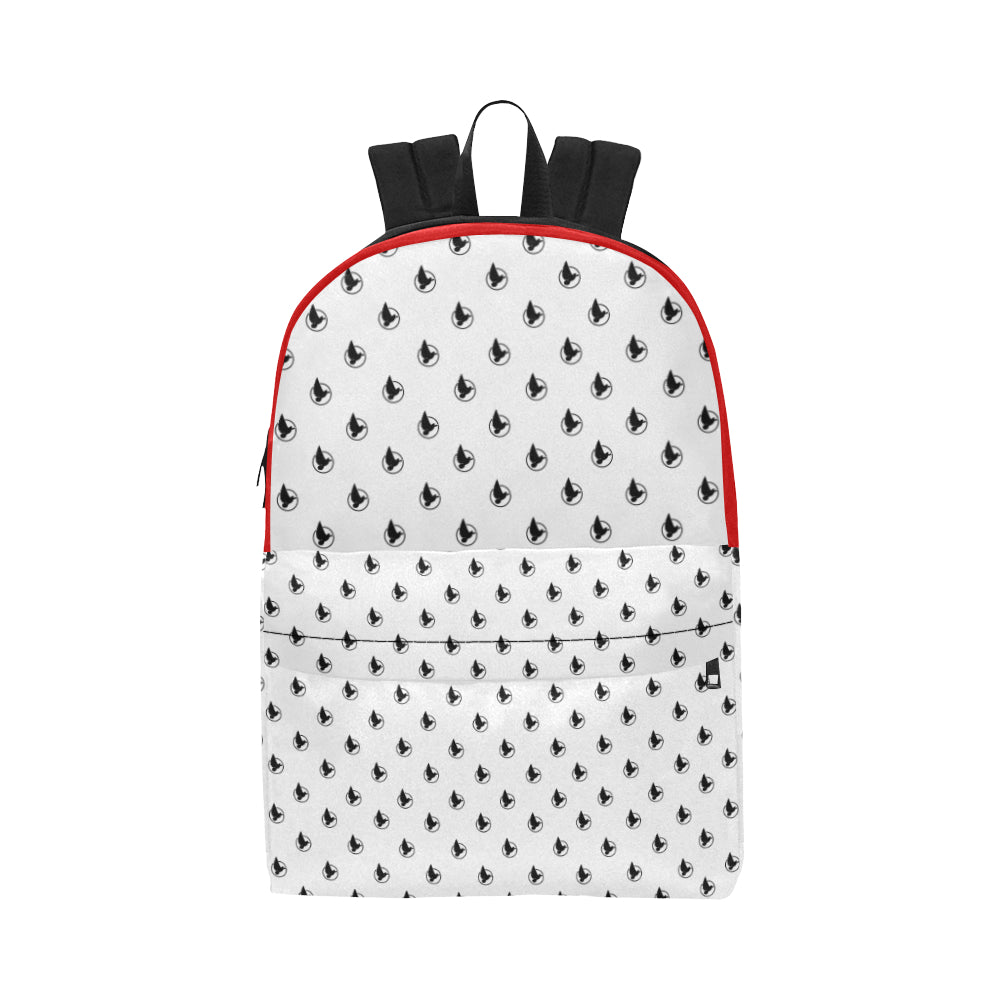 Dove Print Campus Backpack